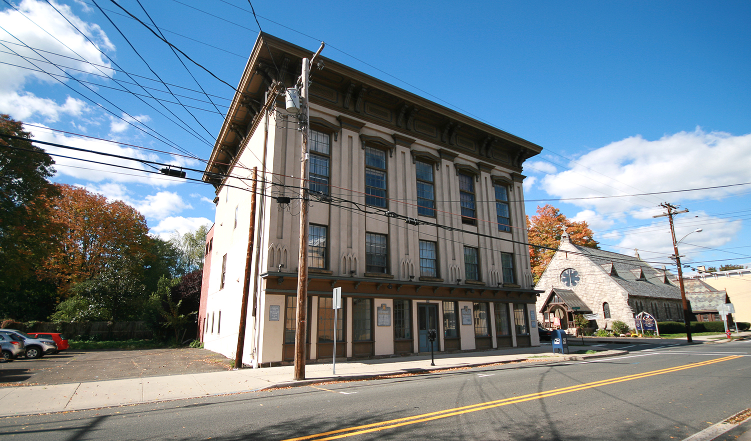 Lambertville Landmark Sold-71 North Main