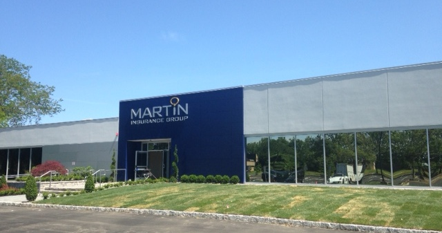 Martin Financial/Martin Insurance, relocate to Matrix Corporate Center