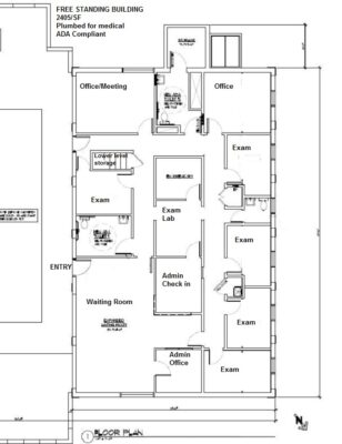 251 Princeton Hightstown Road: Office and Medical Space for Lease