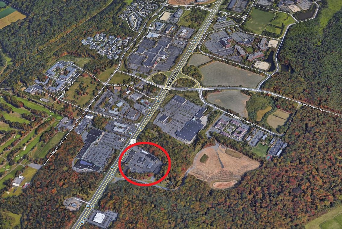 Sold, Route One Office Park: Princeton Service Center, for $5.2 million