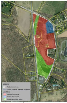 Pennington-Redevelopment Opportunity-varied site concepts-25 acres